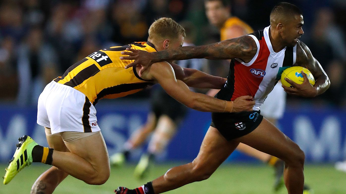 New-look Saints stun fans, leading to hilarious alcohol shortage after win over Hawthorn
