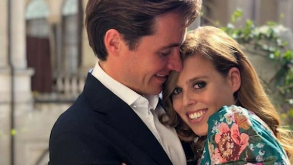 Where You Ve Seen Princess Beatrice S Wedding Dress Before 9honey