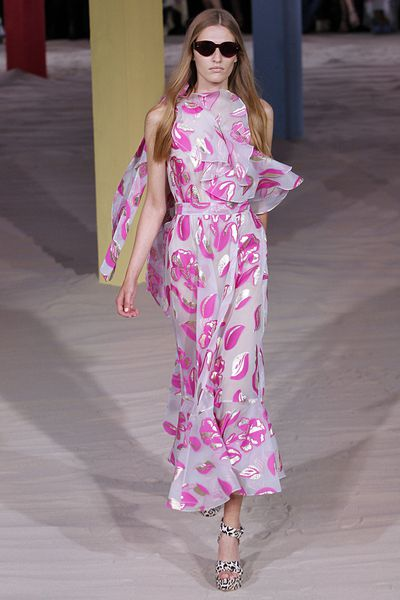 <p>Temperley, spring/summer '17<br /> London Fashion Week</p>