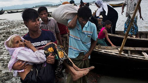 Indonesians are becoming increasingly concerned at the treatment of the Rohingya, a stateless Muslim minority in mainly Buddhist Myanmar. (AAP)