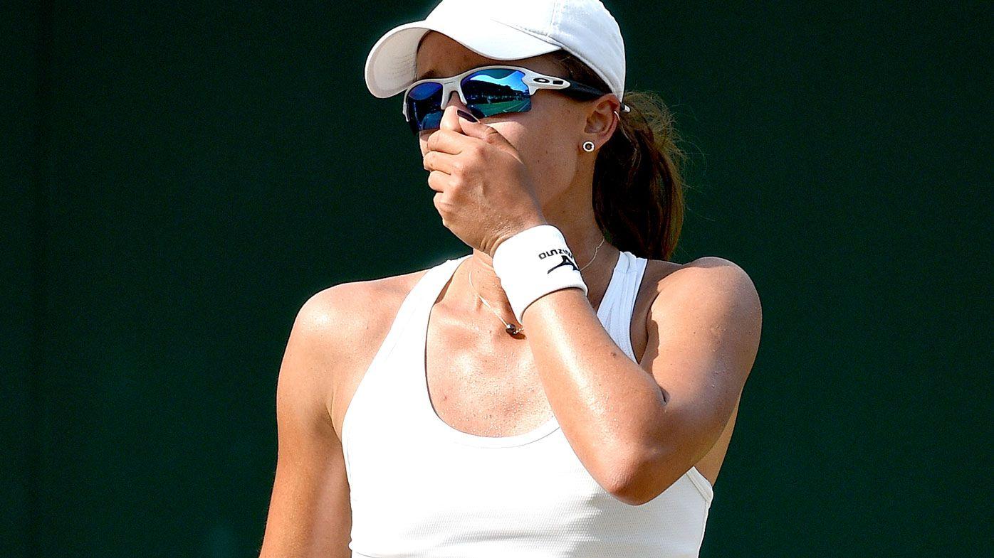Australia loses its last Wimbledon hope