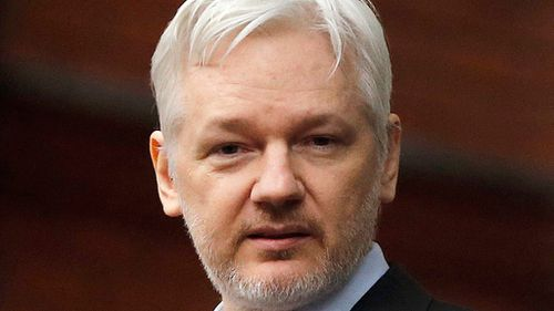 The move comes several months after Ecuador cut off communications for Australian Assange, who has been living inside the country's embassy in London for over six years.
