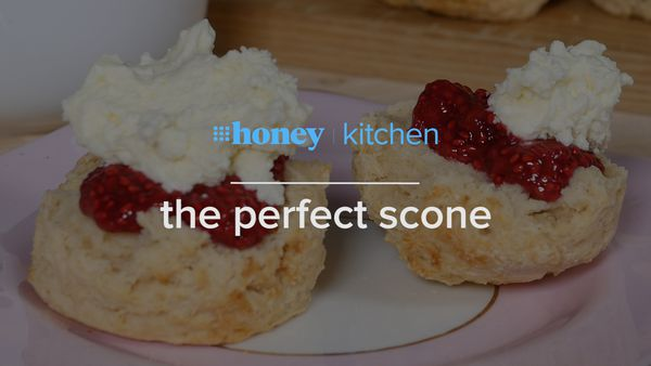 The secret to the perfect scone