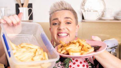 Jane de Graaff loves a reheated chip