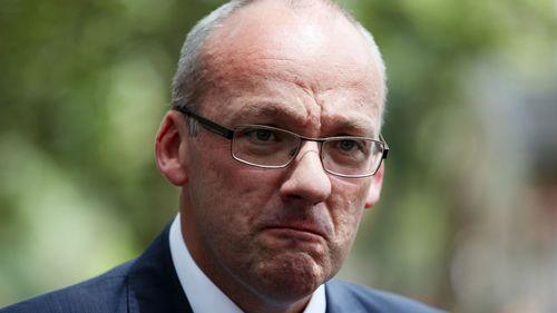 NSW opposition leader Luke Foley. (AAP)
