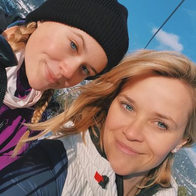 Ava and Reese Witherspoon