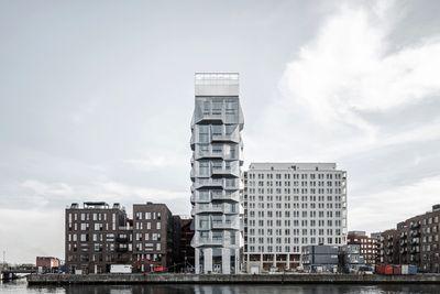 <strong>Best Tall Building Europe: The Silo, Copenhagen</strong>