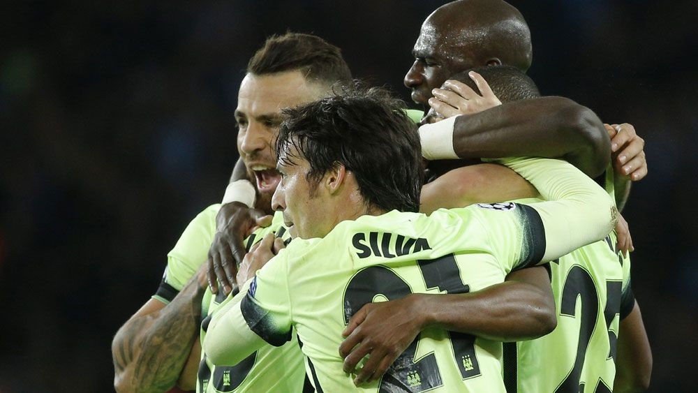 Football: City in driving seat after slapstick night in Paris