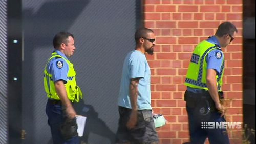 Walsh has racked up seven fresh charges in the past six months. (9NEWS)