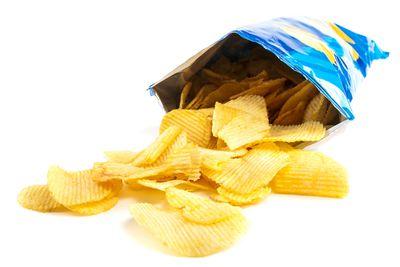 7. Savoury snacks