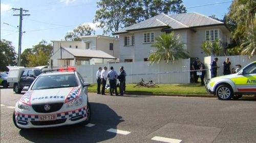 Police arrest father of six-year-old Brisbane girl found dead