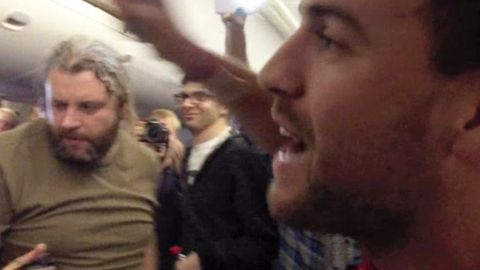 Journalists riot on Rihanna's plane: The real story behind the flight