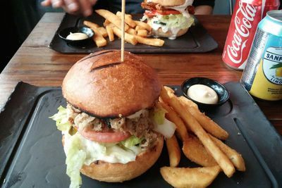 <strong>3. Miel Container Premium Homemade Burger - QLD</strong>