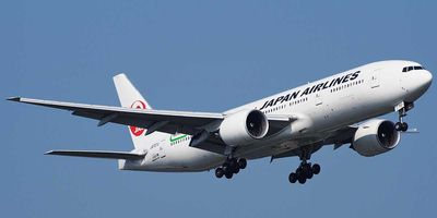 5. Japan Airlines