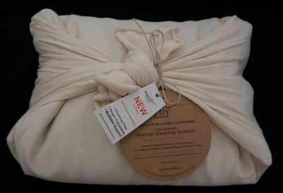 <strong>Try a buckwheat pillow&nbsp;</strong>