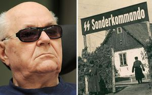 Released World War II photos show notorious death camp guard