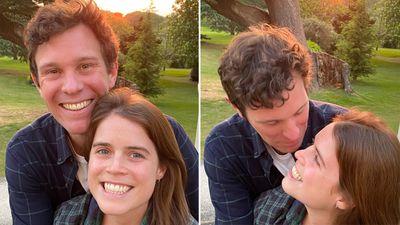 Eugenie celebrates ten years with husband Jack Brooksbank