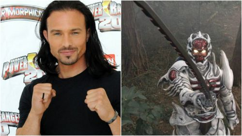 Power Rangers actor pleads guilty to fatally stabbing roommate with sword