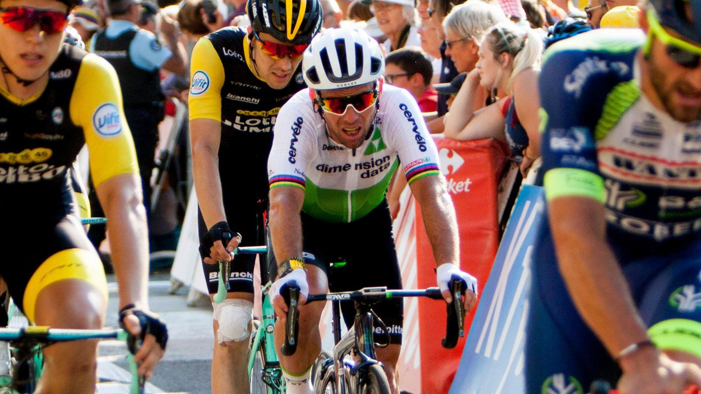 Tour director pays tribute to Cavendish
