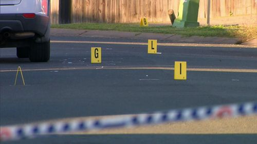 A violent Ipswich street brawl involving a gun and baseball bats that left one dead and another with critical head injuries is believed to have been pre-planned by rival groups.