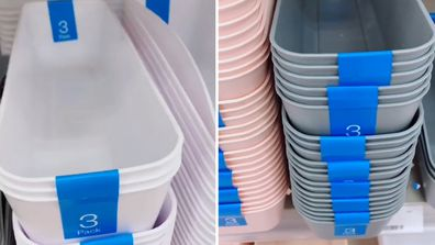 Professional organiser shares the big mistake we make with storage products on TikTok