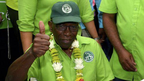 Former FIFA Vice President Jack Warner. (AAP)