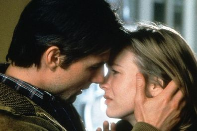 Jerry Maguire unhappy wife couple falling in love
