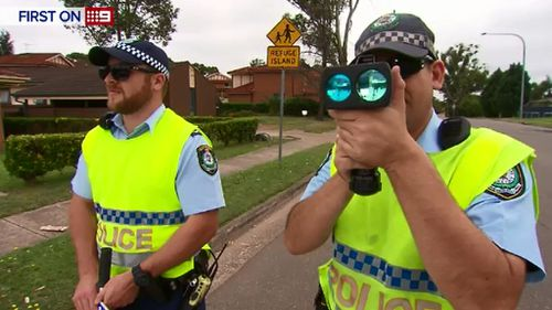 NSW police have launched Operation Compliance. (9NEWS)