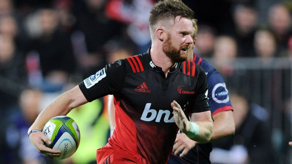 Reds schooled by Crusaders