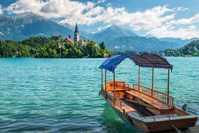 16. Lake Bled, Slovenia