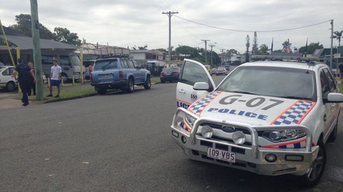 A teenage student has been stabbed in the stomach on the Gold Coast. (Carrie Greenbank, 9NEWS)