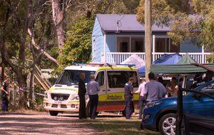 Axe-wielding man shot dead by Queensland Police on Russell Island