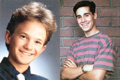 New Mexico's La Cueva High School's greatest claim to fame might be this pair of celebrity alumni.