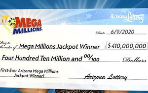 American couple win jaw dropping $600m on lottery