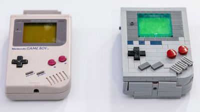Game Boy — Retro Rebuild Challenge