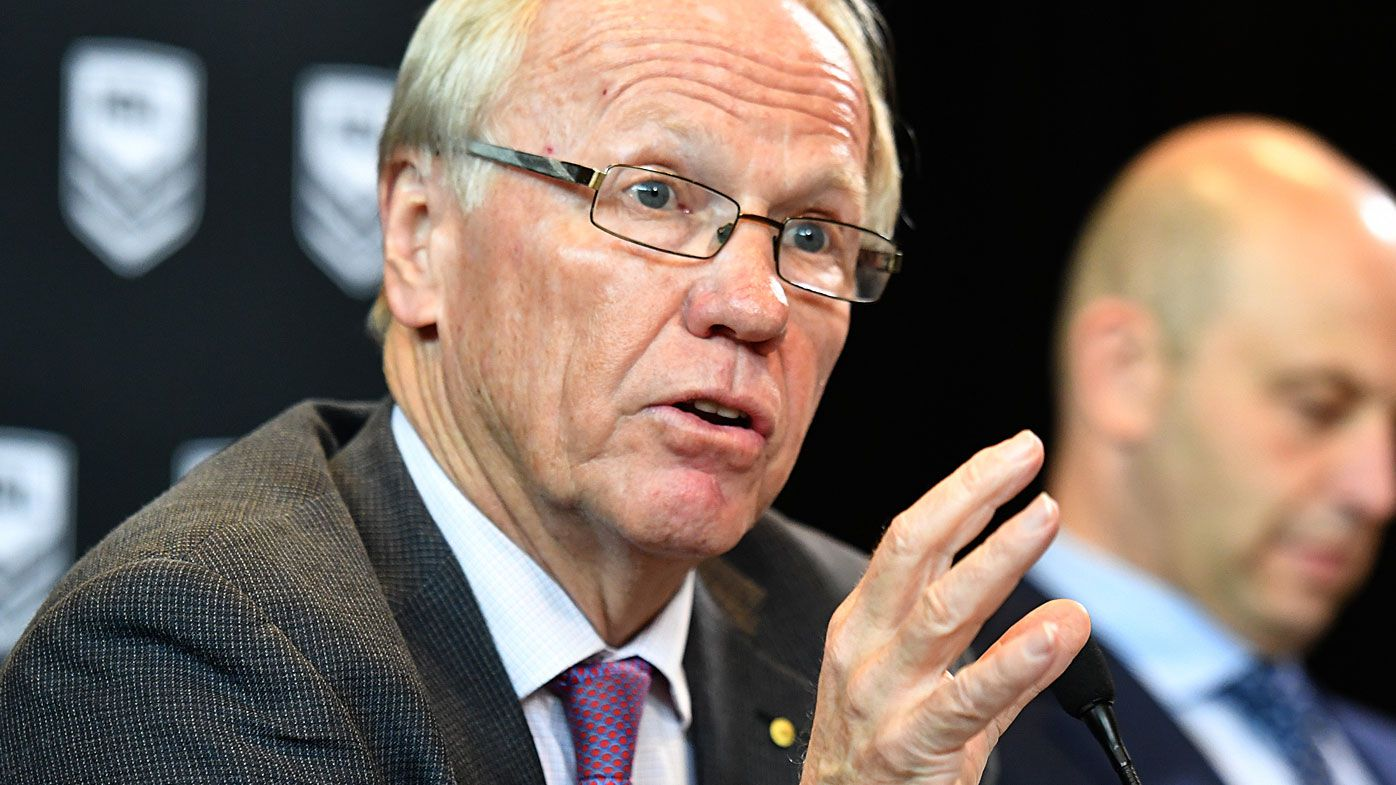 Peter Beattie calls for code-wide ban on players convicted of violence against women