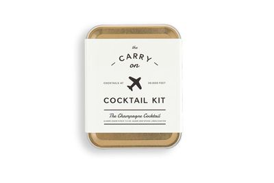 <strong>The Carry On Cocktail Kit,$31.00</strong>