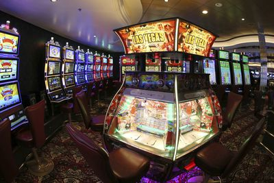 Like many of Royal Caribbean's other ships, passengers will be able gamble in the casino.