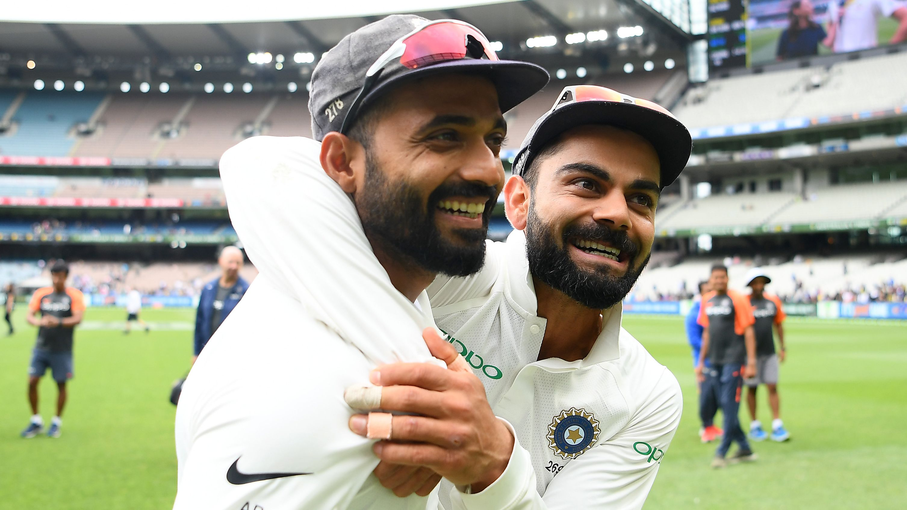 India's stand-in skipper Ajinkya Rahane described as a superior captain to Virat Kohli – Wide World of Sports