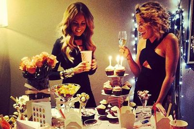 @samantha_jade_music: And the birthday celebration continues ! :)