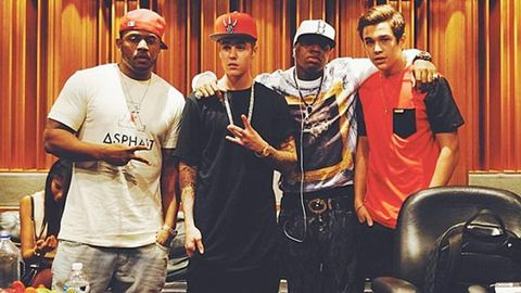 Justin Bieber's rapper friends defend racist videos: 'He does not have a slave mentality'