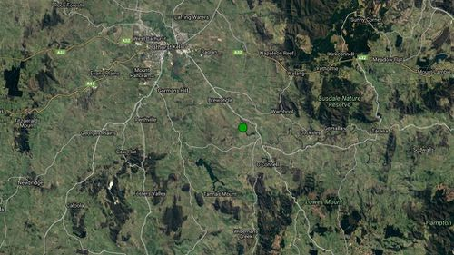 Residents hear explosions and see houses shake as 2.6 magnitude earthquake hits Bathurst