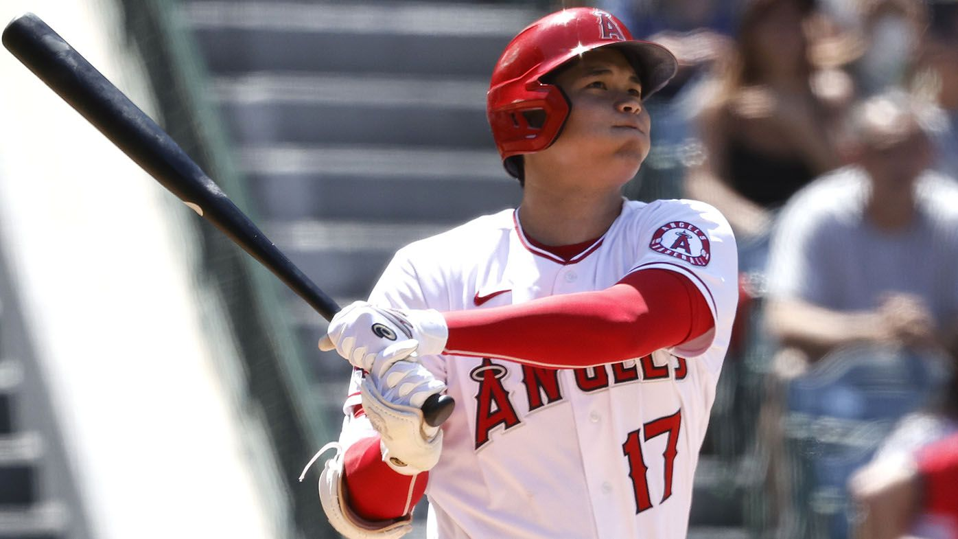 Shohei Ohtani hits 32nd home run of MLB season, the most ever by a Japanese player