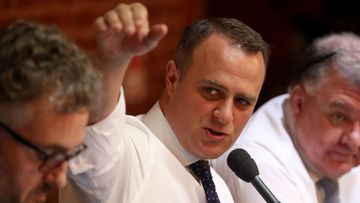 Tim Wilson is opposed to any new coal-fired power plants.