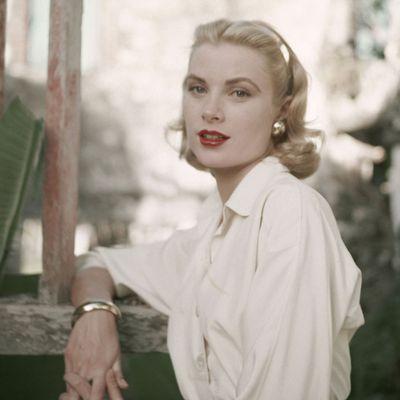 Grace Kelly in 1955