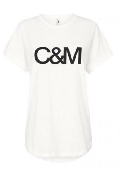 "<p>The Logo Tee -&nbsp;Camilla &amp; Marc</p> <p>International brands such as Balmain and Gucci dominated the local logo T-shirt market until enduring Australian label Camilla and Marc decided to put their initials on a white T-shirt.<br /> <br /> Suddenly you can&rsquo;t sip a soy piccolo latte without spying a C &amp; M logo T-shirt in the distance, tucked into a pair of skinny black jeans or topping off some high-waisted, wide-leg Levis.<br /> <br /> Founded by brother and sister duo Marc Freeman and Camilla Freeman-Topper, Camilla and Marc gained international attention (see them on the racks at Neiman Marcus in the US) with their tailored trousers and skinny-sleeved blazers but the T-shirt has gained a cult following.</p> <p> Show some Aussie pride without resorting to a tattoo of the Southern Cross.</p> <p><a href=""https://www.camillaandmarc.com/huntington-logo-slub-tee-white.html"" target=""_blank"" draggable=""false"">Camilla &amp; Marc Huntington Logo Slub Tee, $99</a></p>"