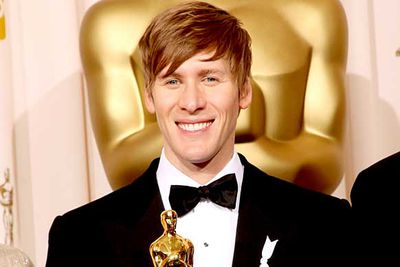 "<B>The Oscar:</B> Best Screenplay for <I>Milk</I>, at the 81st Academy Awards (2009).<br/><br/><B>The speech:</B> In a moving speech, Black told the gay and lesbian children of the world that they are beautiful, wonderful creatures of value, and will one day gain equal rights. His words were met with overwhelming applause.<br/><br/><B>Best bit:</B> ""No matter what anyone tells you, God does love you."""