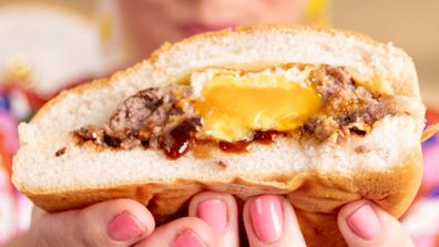 How do you like your eggs... in a burger