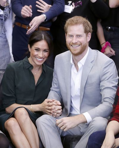 The Duke and Duchess of Sussex visit Sussex, October