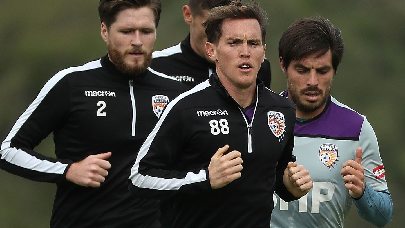 Perth Glory to embrace packed A-League schedule, says midfield star Neil Kilkenny